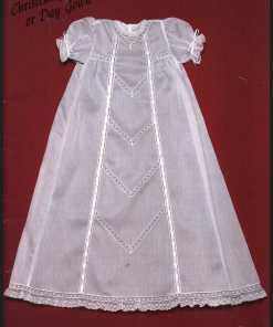 Sandy Hunter Christening Gown