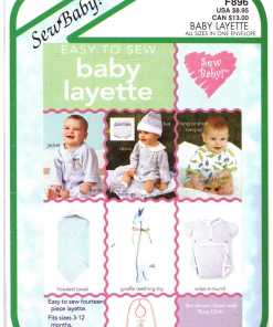 Sew Baby Baby Layette