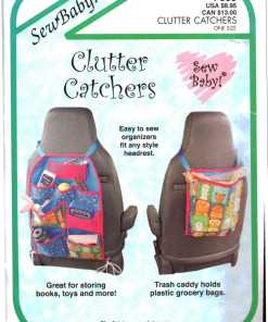 Sew Baby Clutter Catchers
