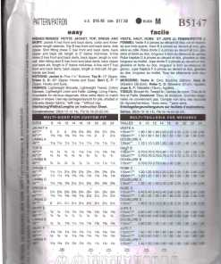 Butterick B5147 1