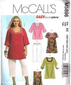 McCalls M5896