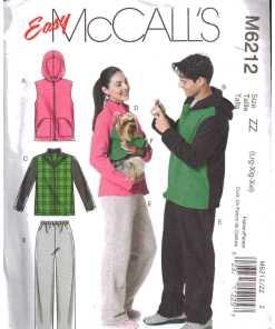 McCalls M6212
