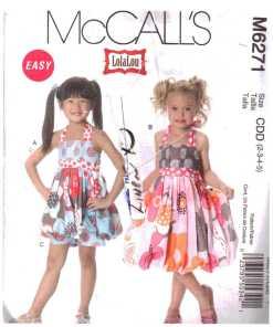 McCalls M6271