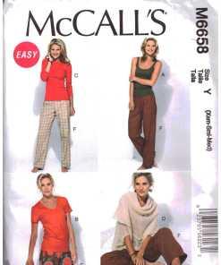 McCalls M6658