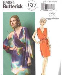 Butterick B5884 O