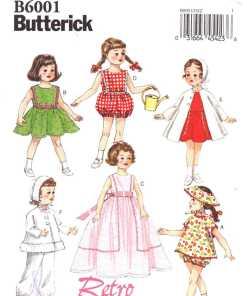 Butterick B6001 O