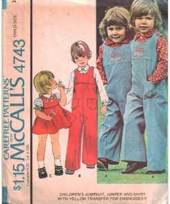 McCalls 4743 O
