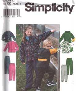 Simplicity 8342 N