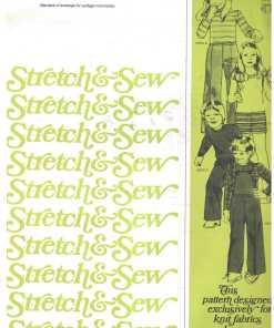 Stretch Sew 874 O