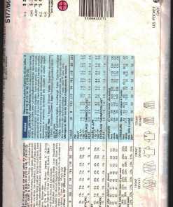 Butterick 6629 N 1