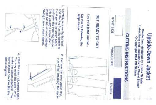 Junk Jeans JAC 6006 1