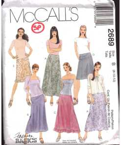 McCalls 2689 N