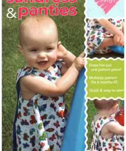 Sew Baby Reversible Sundress