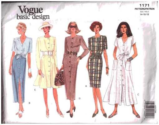 Vogue 1171 N