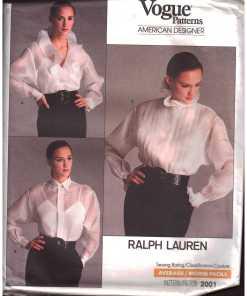 Vogue 2001 N