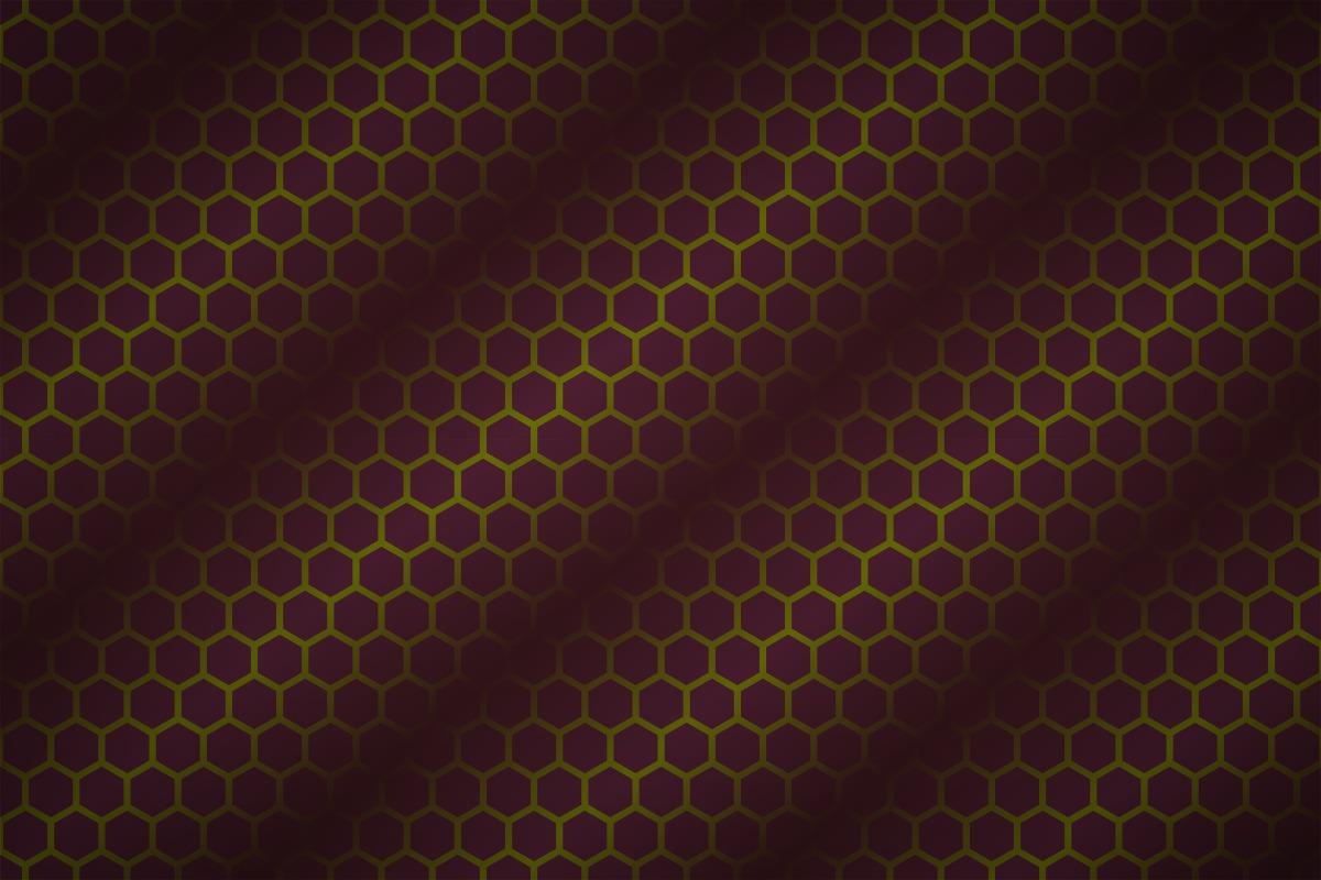Free Gradient Honeycomb Net Wallpaper Patterns