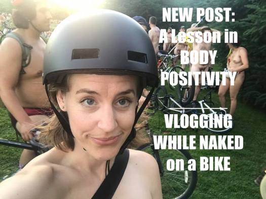 wnbr, wnbr pix, world naked bike ride, blogger, vlogger, blog, vlog, mom life,