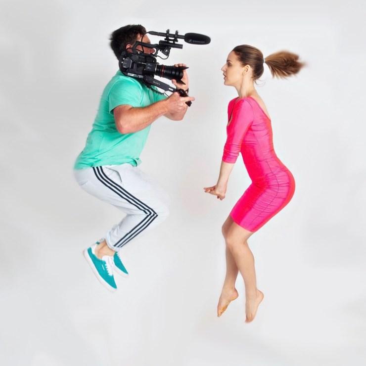 pattern integrity vogue, vogue, vogue jumping photo