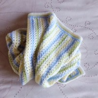 PatternPiper Crochet Blanket - Stripes