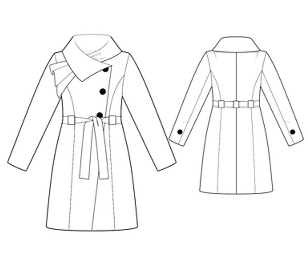 Trench Coat Sewing Patterns Free