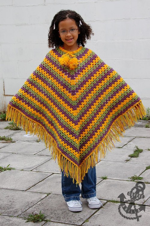 Knitted Cape Patterns For Women