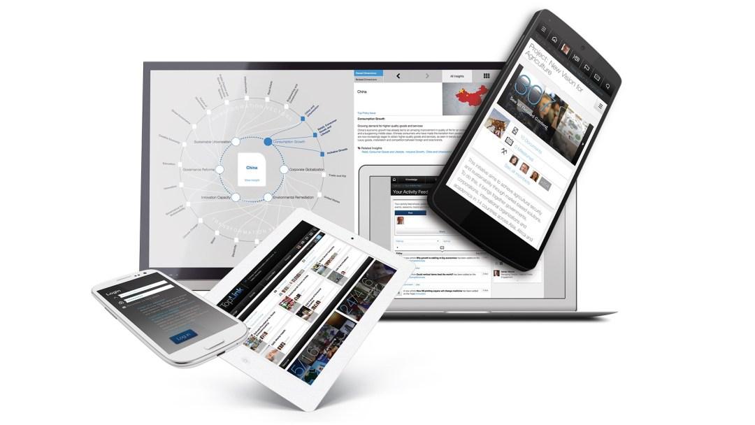 Global Leadership platform
