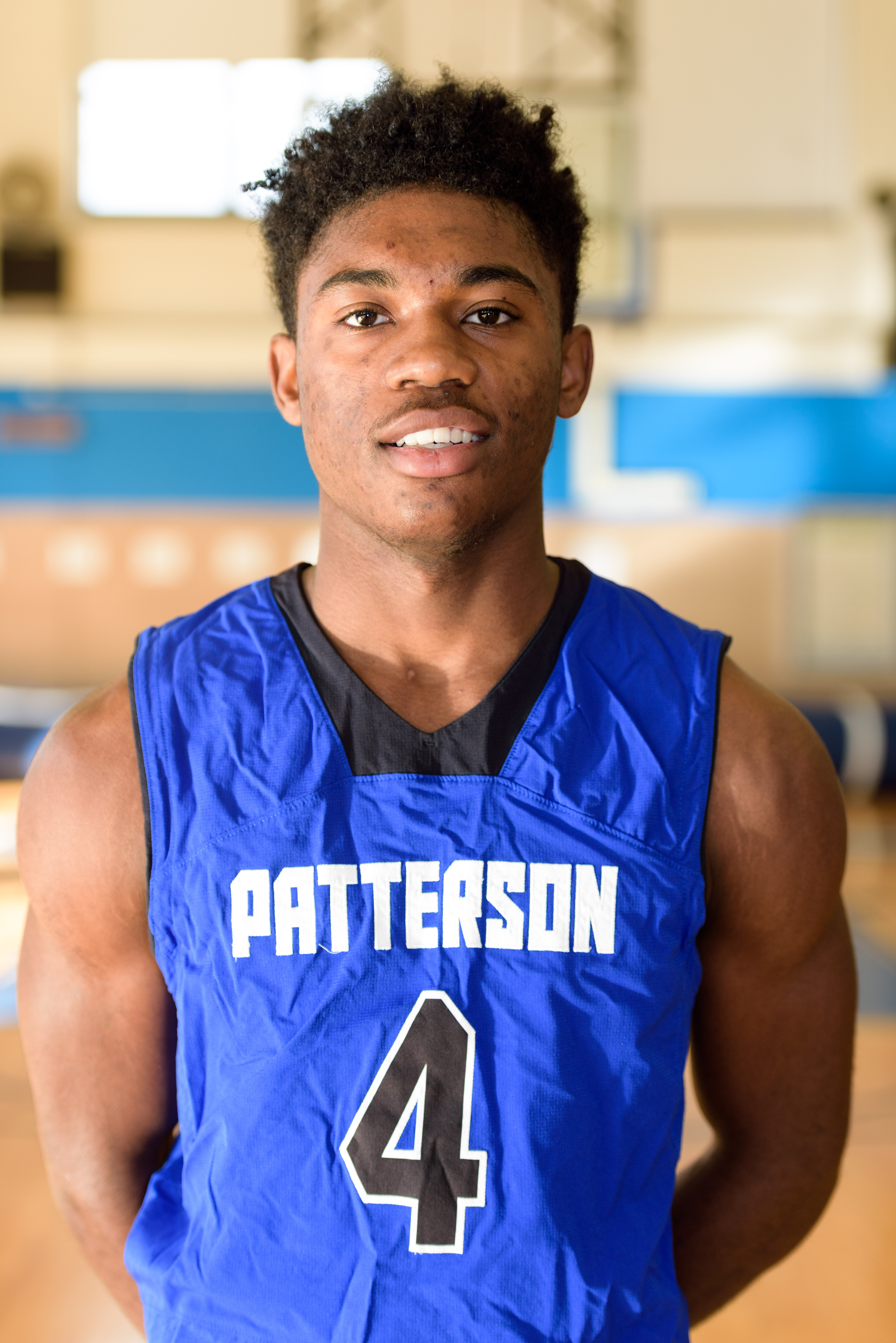 15 Roster Patterson High School Basketball