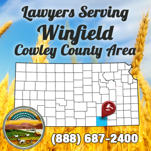 Winfield Car Accident Lawyer Map