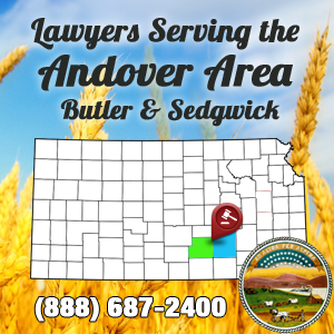 Andover Car Accident Lawyer Map