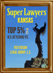 Super Lawyers has recognized Patterson Legal Group