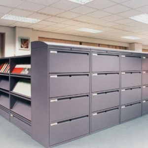Lateral File Cabinet Patterson Pope