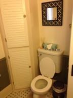 before toilet