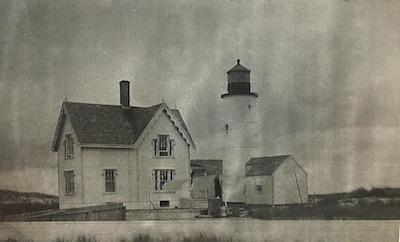 Sandy Neck Light, 1889