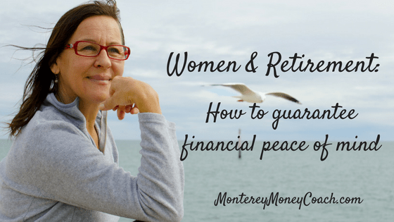 Women & Retirement: How to guarantee financial peace of mind