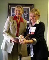 Senator Charlotte Burks
