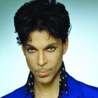Prince in Blue
