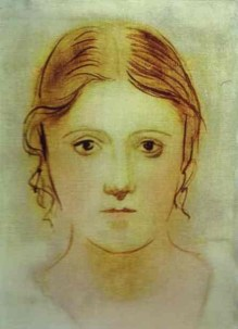 picasso 1923 Pablo Picasso (Spanish artist, 1881_1973) Olga Koklova, Picasso's First Wife. 1923.