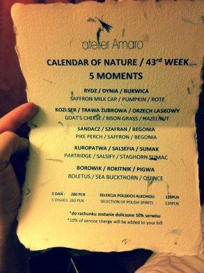 Atelier Amaro 43 week 2013