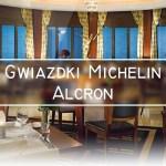 Alcron – czeska restauracja z gwiazdką Michelin