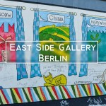 Berlińskie East Side Gallery