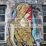 El Bocho – śmieszkujący berliński streetartowiec