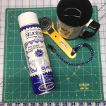 Silicone Spray and Olfa Mat