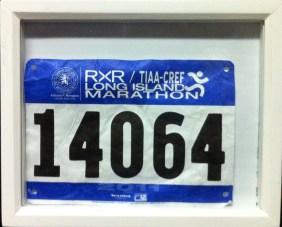 5/1 LI Half Marathon 2hr 9mins -8-10pace