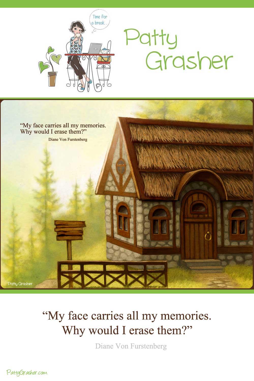 fantasy stone house