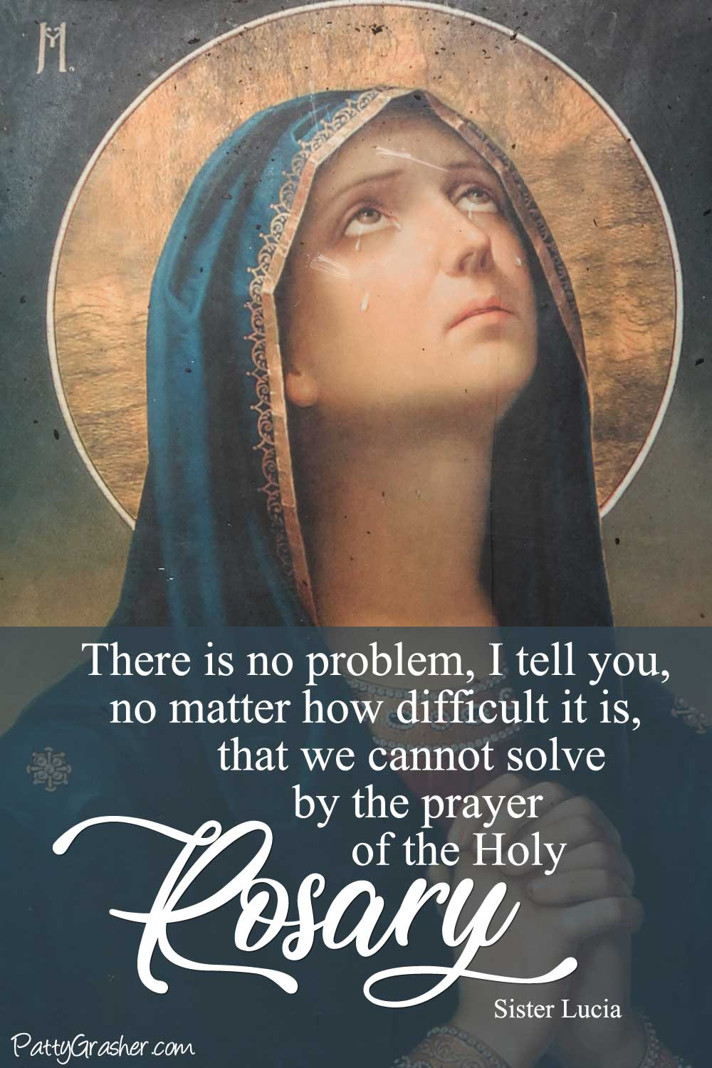 Image of the Sorrowful Mother