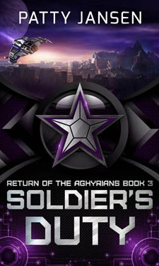 Return of the Aghyrians series Soldier's Duty