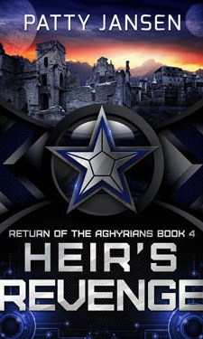 Return of the Aghyrians series Heir's Revenge