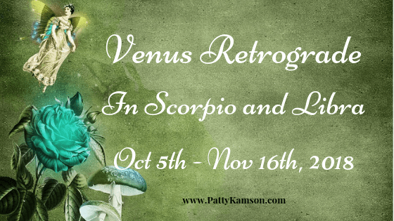 Venus Retrograde 2018 (1)