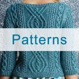Knitting Patterns by Patty Lyons