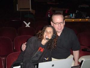 Me & Tripp in tech